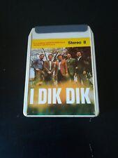 """I Dik Dik"" Cassetta Stereo 8 Dischi Ricordi"