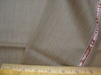 "2.83 yd HOLLAND SHERRY Snowy River WOOL Super 120s FABRIC 8 oz SUITING 102"" BTP"