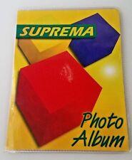 2 (TWO) Mini-Poly Photo Memories  Albums 4X6 For 24 Photos