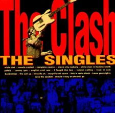 THE CLASH the singles-CD