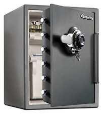 SENTRY SAFE SFW205DPB Fire Safe 2.05 Cubic Feet Dual Key Combination