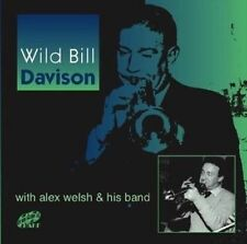Wild Bill Davison - With Alex Welsh and His Band (2009)  CD  NEW  SPEEDYPOST