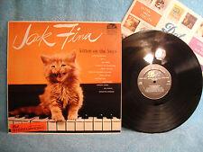 Jack Fina, Kitten on the Keys, Dot Records, 25268, Boogie Woogie