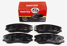MINTEX FRONT BRAKE PADS CHEVROLET OPEL VAUXHALL MDB2872 (REAL IMAGE OF PART)