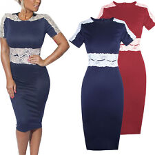 Scoop Neck Short Sleeve Dresses Size Petite for Women