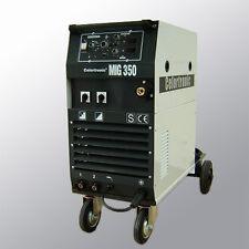 Celortronic® MIG 350 (400 V), MIG/MAG Kompakt-Schutzgasschweißmaschine