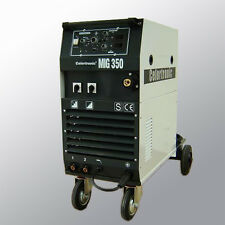 Celortronic ® MIG 350 (400 V), MIG/MAG compatto-stuccatura Macchina di saldatura
