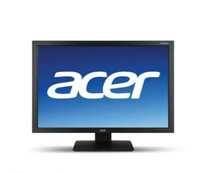 Acer B243HL 24 inch Full HD 1920 x 1080 VGA DVI LCD Monitor