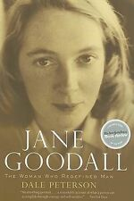 Jane Goodall: The Woman Who Redefined Man by Dale Peterson (Paperback)