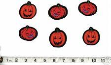 Halloween Pumpkins Iron On Appliques!!!