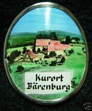 Kurort Barenburg hiking medallion stocknagel G0740