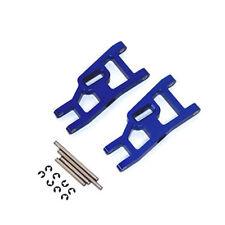 Blue Aluminum Front Suspension Arms for Traxxas Slash 2Wd # St3631B A-Arms