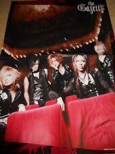 the GazettE PSC Visual-Kei POSTER  JapanLimited arena37c2008Jan!!
