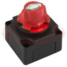 Battery Isolator Switch 4 Position Marine Max 300A Changeover Wood Auto Bis1015