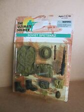 "The Ultimate Soldier SOVIET SPETSNAZ Accessorie set for 12"" Dragon bbi"