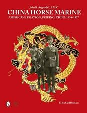 CHINA HORSE MARINE AMERICAN LEGATION, PEIPING, CHINA 1934-1937