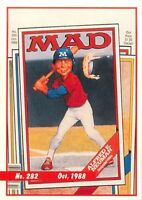 1992 LIME ROCK  MAD MAGAZINE TRADING CARDS - PICK / CHOOSE YOUR CARDS