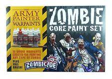 Army Painter Zombicide: Zombie Core Paint Set | Farbset, Zombies