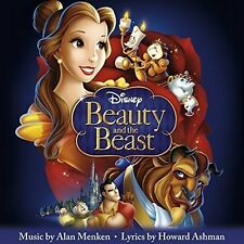 BEAUTY AND THE BEAST MOTION PICTURE SOUNDTRACK CD ALBUM (February 24th 2017)