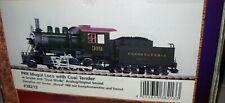 Piko 38213 G Gauge Pennsylvania PRR 319 Mogul 2-6-0 Locomotive w/Sound & Smoke