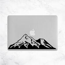 Mt Shasta Mountain Decal for Macbook Pro sticker vinyl mac 13 15 11 laptop skin
