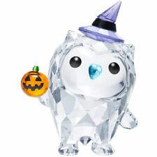 Estatuilla de cristal de Swarovski Hoot el búho feliz Halloween 5464862