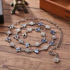 07a55522aa Chain Belt One Size Belts for Women for sale   eBay