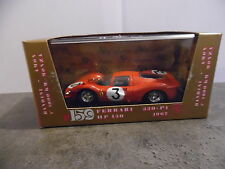 1/43ème BRUMM Série Oro n°159 – Ferrari 330-P4 – 1967 (Randini-Amon)
