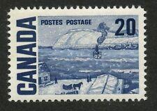 Canada 1971 Centennial 20c Dex gum,  Hibrite #464ii VF MNH