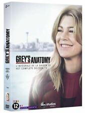 GREY S ANATOMY  SAISON 15  - COFFRET DVD V. FRANCAISE INCLUSE NEUF SOUS CELLO