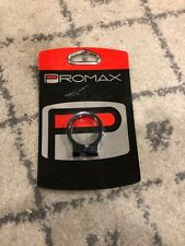 Promax MX-112C Bolt On Seat Clamp With Cutouts 31.8mm Black