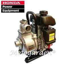 Motopompa Honda WX15 T fino a 240 litri al minuto per irrigazione e pompaggio