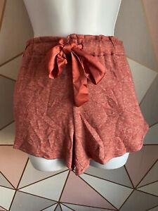 "Next Pink ""Downtime"" Shorts ~ pyjama short ~ BNWT ~ RRP £12"