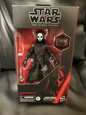 Star Wars the Black series Darth Nihilus brand new sealed Gamestop exclusive /NM