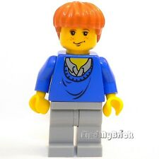 HP020 Lego Harry Potter Ron Weasley Minifigure Escape from Privet Drive 4728 NEW