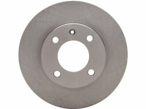 For 1980-1983 Audi 4000 Brake Rotor Front Dynamic Friction 73529WQ 1981 1982
