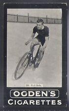 OGDENS TABS-SERIES F CYCLING CARD-#F266- PLATT BETTS
