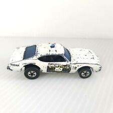 Vintage Hot Wheels Redline 1969 State Police Olds 442 Car ~ Law Enforcement, #12