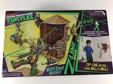 Nickelodeon Teenage Mutant Ninja Turtles Z-Line Water Tower Washout Playset