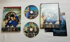 Superman Returns (DVD, 2006, 2-Disc Set, Special Edition) free shipping