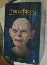 Lord Of The Rings Sideshow Weta Gollum 3/4 Scale Polystone Bust 0254/1500