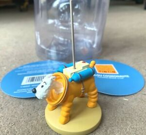 Tintin Figurine Moulinsart 42187 Snowy Cosmonaut Herge Officielle Figure 32