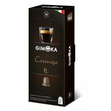 Gimoka Italian Capsules Nespresso Compatible Lot of 10 pack (100 CT $ 0.40 Each)
