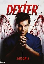 5324/DEXTER SAISON 6 COFFRET 4 DVD NEUF SOUS BLISTER