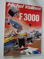 BD MICHEL VAILLANT F 3000 1989 SOUPLE
