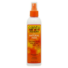 Cantu Shea Butter Coconut Oil Shine & Hold Mist 8oz w/Free Nail File