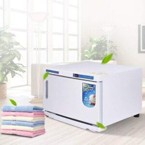 16L Kompressenwärmer Handtuchwärmer Towel Warmer Kosmetik 70 °C UV-Sterilisator