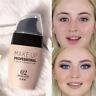 Laikou Matte Full Coverage Liquid Foundation Makeup Conceale Powder Face Cream K