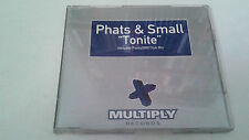 "PHATS & SMALL ""TONITE"" CD SINGLE 3 TRACKS"