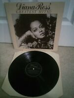 Diana Ross - Diana Ross' Greatest Hits 2 Vinyl LP Album STML 12036 1977